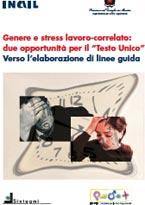 Genere e stress lavoro-correlato