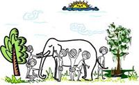 I ciechi e l'elefante