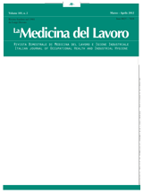 Burnout among physicians and nurses